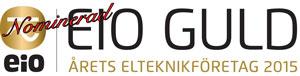 Nominerad till EIO Guld